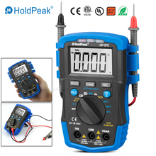 Multifunction Mini Digit Multimeter LCD 1999-6000 Counts NCV Measuring Over-load protection Auto Back-light LCR Meter