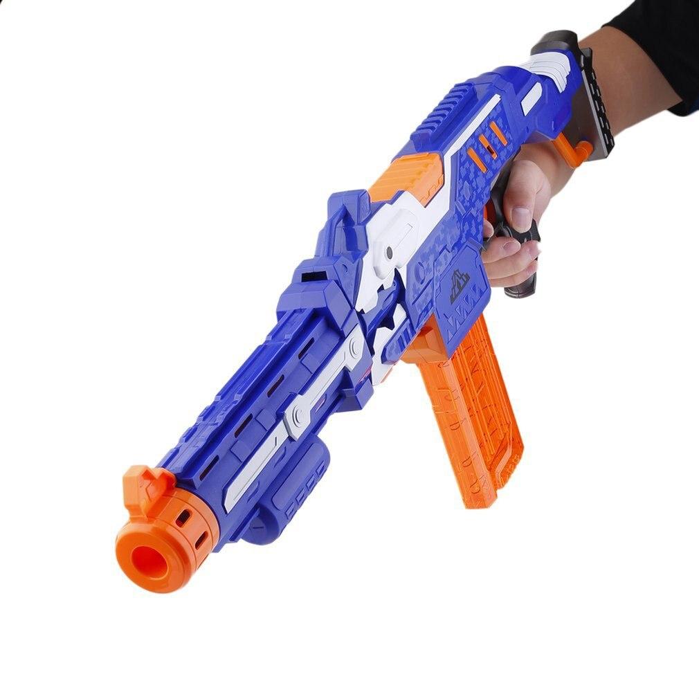 Armas de Brinquedo submetralhadora elétrica arma de brinquedo Size : 77*25*6.8cm