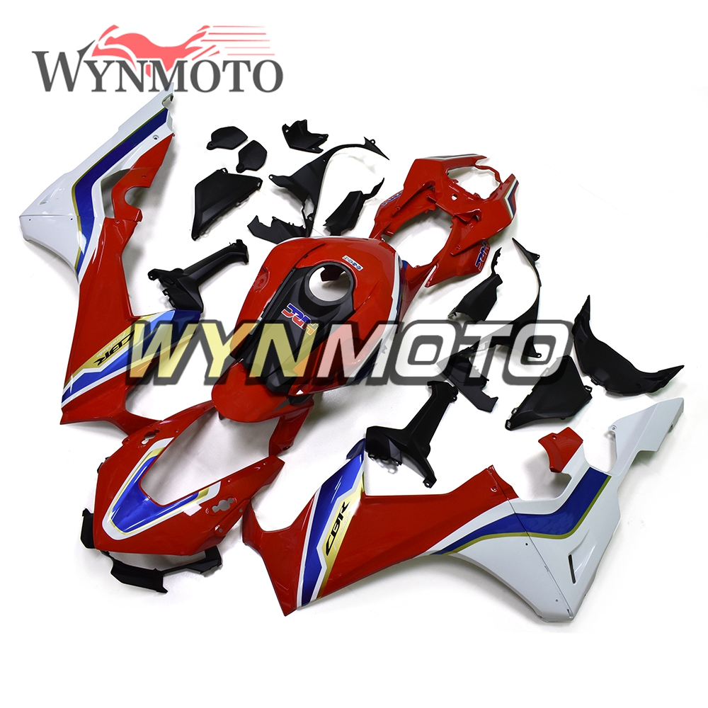 Complete Fairings For Honda Cbr1000rr Year 2017 New Model Abs Plastic Motorcycle Fairing Kit Bodywork Motorbike Unpainted Motorcycle Accessories & Parts Automobiles & Motorcycles