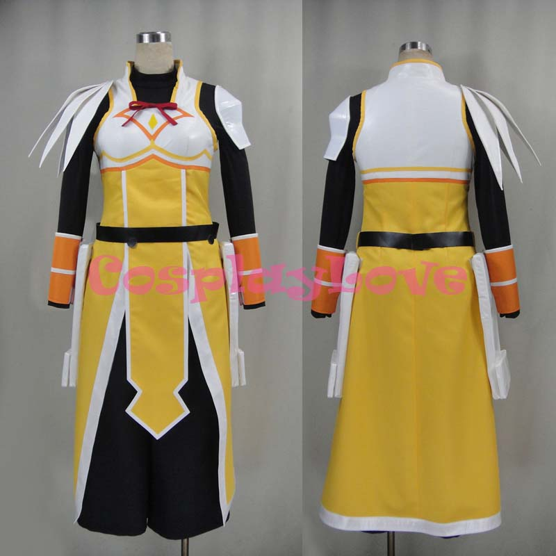 Newest Custom Made High Quality Kono Subarashii Sekai ni Shukufuku wo Darkness Cosplay Costume For Christmas Halloween Festival