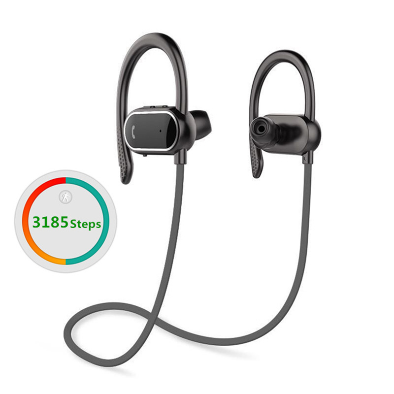 Originalr Sports Headset Wireless Bluetooth V4.1 Earphone Ear-hook Running Stereo auricular Headphone with Mic Music Playing 2016 new best quality wireless bluetooth headset bluetooth v4 1 stereo sports running ear hook earphone with mic for all phones