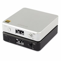 NEW TOPPING D50 MINI HIFI AUDIO Decoding ES9038Q2M 2 USB DAC XMOS XU208 DSD512 32Bit 768Khz