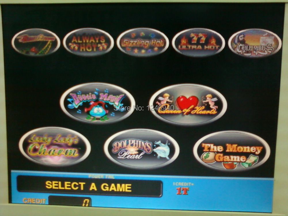 HIGH QUALITY coolair slot Gambling game casino board OEM factory indoor amusement games make gambling boards wms 550 casino game pcb gambling board 8 lines must use touch screen play the game support bill accepter for slot game machine