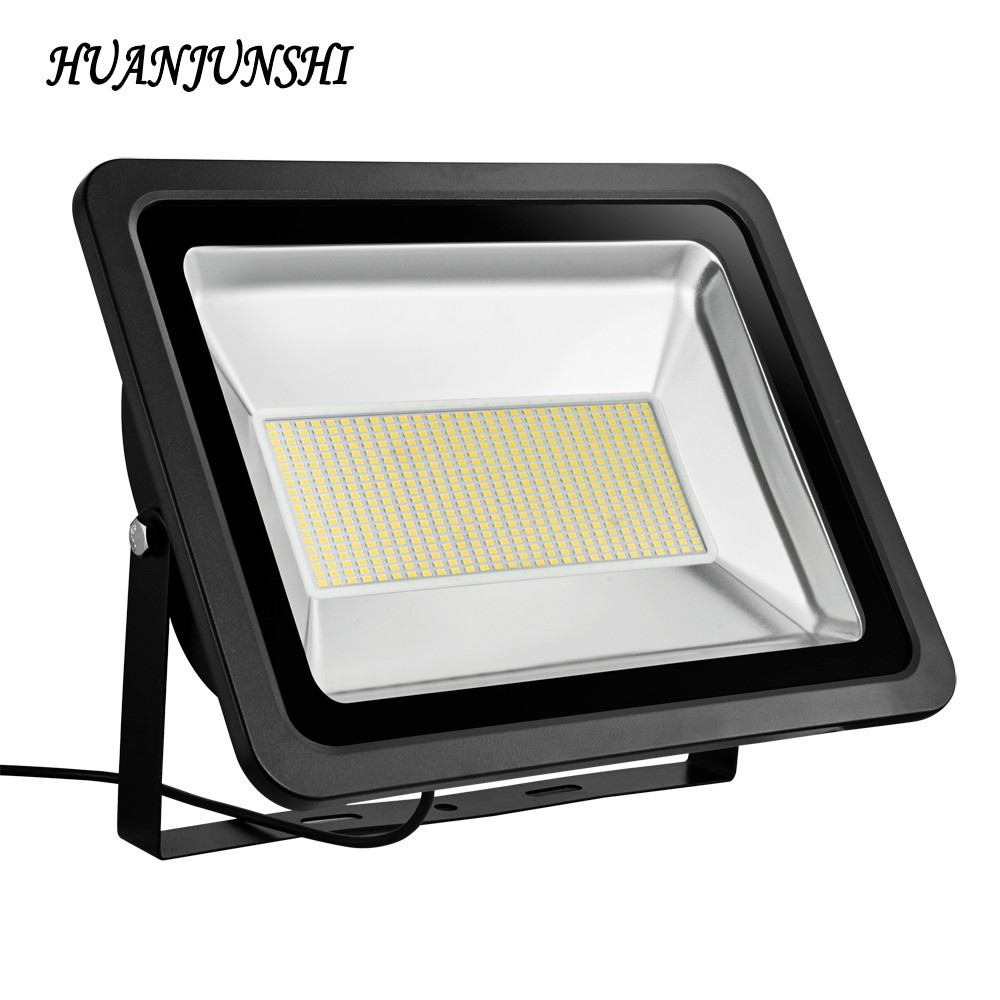 4PCS 200W LED Flood Light Reflector LED Spotlight AC200-240V 14000lms Outdoor LED Projector IP65 Waterproof LED Floodlight ultrathin led flood light 200w ac85 265v waterproof ip65 floodlight spotlight outdoor lighting free shipping