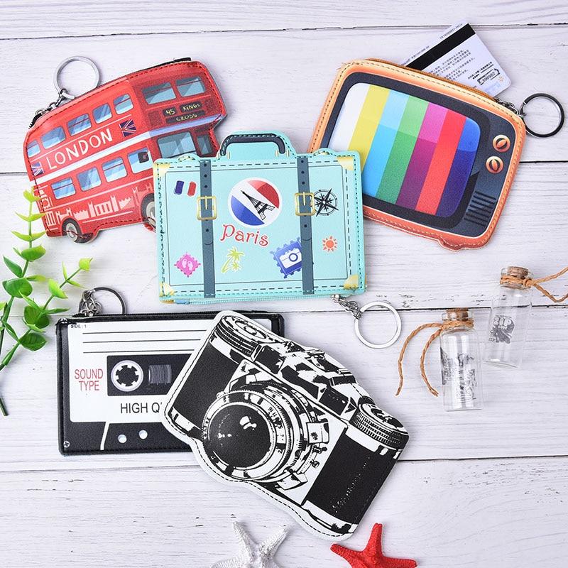 Clever Kreative 3d Nette Kamera Schulter Tasche Messenger Taschen Halter Geldbörse Mädchen Kinder Tasche Kinder Geschenk Münzfach Brieftasche Geld Kinder- & Babytaschen