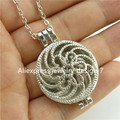 Free Shipping 14600 Photo Picture Locket or Essential Oil Fragrance Aromatherapy Diffuser Necklace