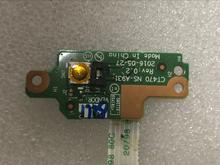 New and Original laptop Lenovo Thinkpad T470 A475 Power Button Board With Cable NS-A931 00UR510