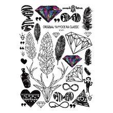 Pequeños Tatuajes Temporales Compra Lotes Baratos De Pequeños