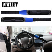 NWIEV Automobiles Anti Theft Car Steering Wheel Lock For Opel Astra H J G Insignia Jeep Renegade Wrangler Kia rio ceed sportage
