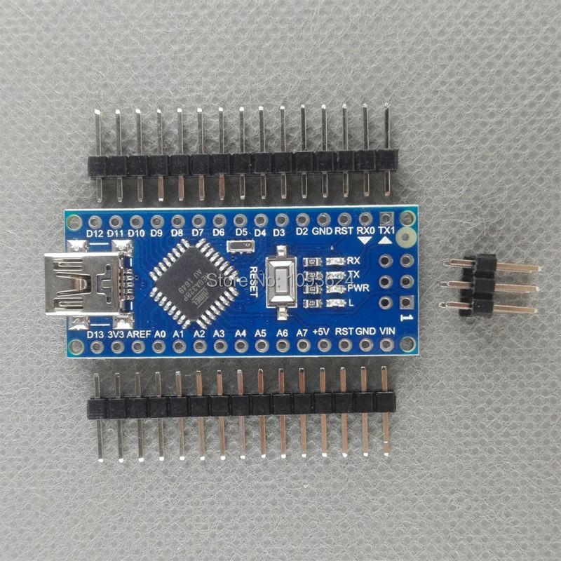 Freeshipping nano controller compatible for arduino