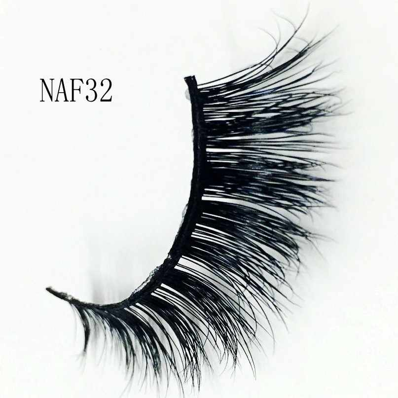 97ec1927aa0 ... 3D Mink Lashes with Custom Logo Cheap False Eyelashes Custom Eyelash  Packaging Box Makeup Accessories Private