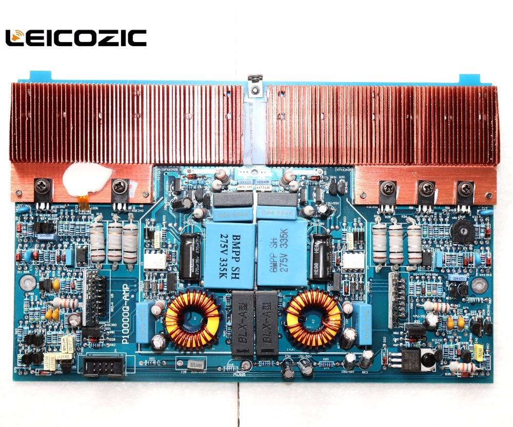 4 Kunden Zuerst Unterhaltungselektronik Geschickt Leicozic Audio Verstärker Kanal Karte Für 10000q Schalt Kanal Bord Verstärker Audio Hauptplatine 4 Kanal Verstärker 2500 Watt