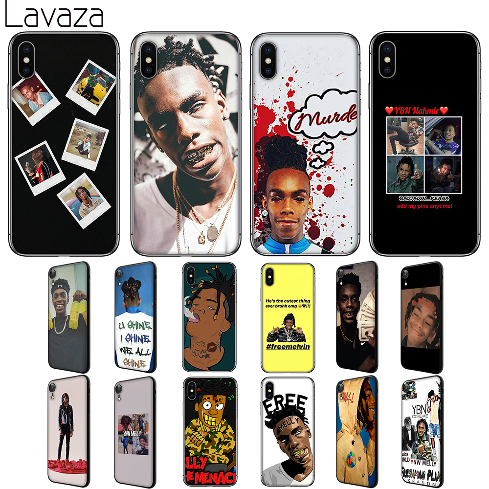 Lavaza Ynw Melly Soft Silicone Case Cover for Apple iPhone 6 6S 7 8 Plus 5 5S SE X XS 11 Pro MAX XR in Fitted Cases from Cellphones Telecommunications