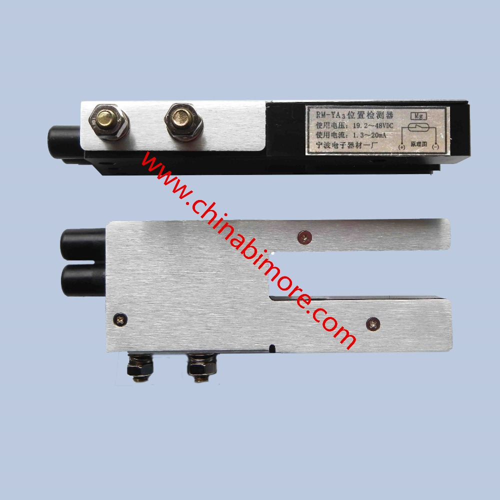 Lift Leveling photoelectric sensors / position detector spare parts RM-YA3/DC48V NO normal open photoelectric sensors gos 10c leveling sensor factory