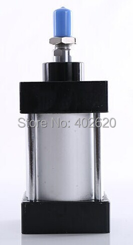 Free Shipping 40mm Bore 50mm Stroke Standard Air Cylinders SC Series 40X50 Single Rod Pneumatic Standard Cylinder 5pcs In Lot