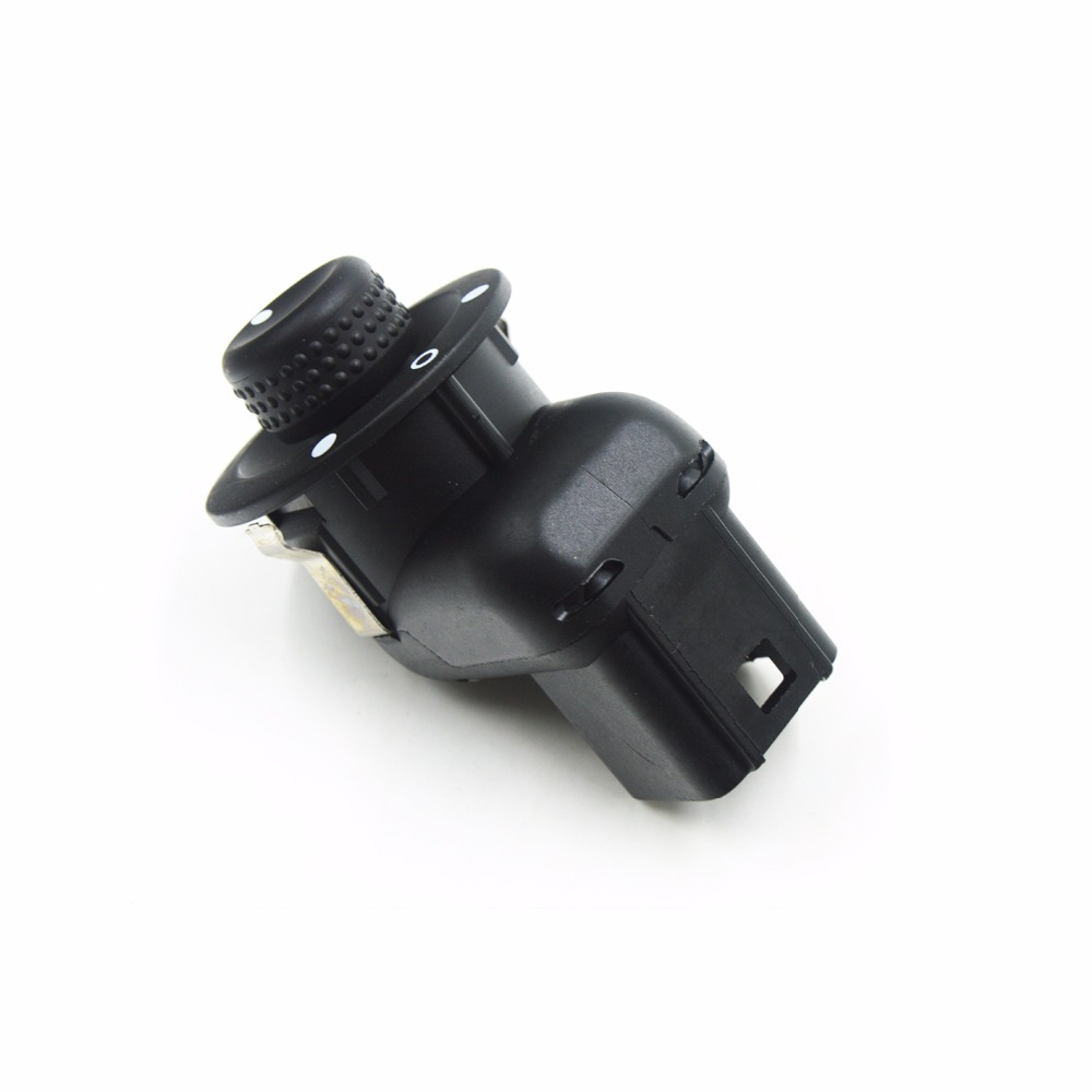 Image 3 - Mirror Control Switch Adjust Knob For Renault Clio III Mk3 Laguna 2 Scenic Megane II Kangoo 2007   2017 OE: 8200109014, 109014-in Car Switches & Relays from Automobiles & Motorcycles