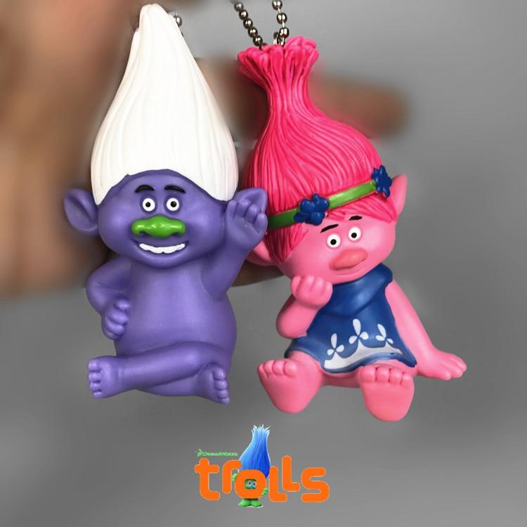 Best Dreamworks Trolls Toys : Aliexpress buy styles dreamworks troll dolls pvc