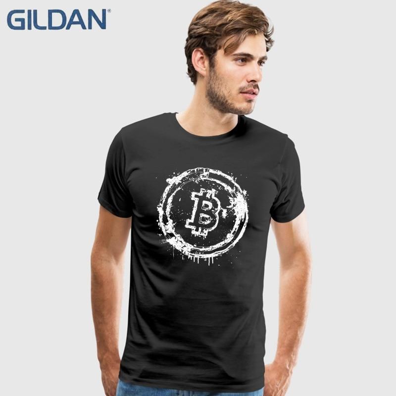 Gildan Bitcoin Sphere T-shirt