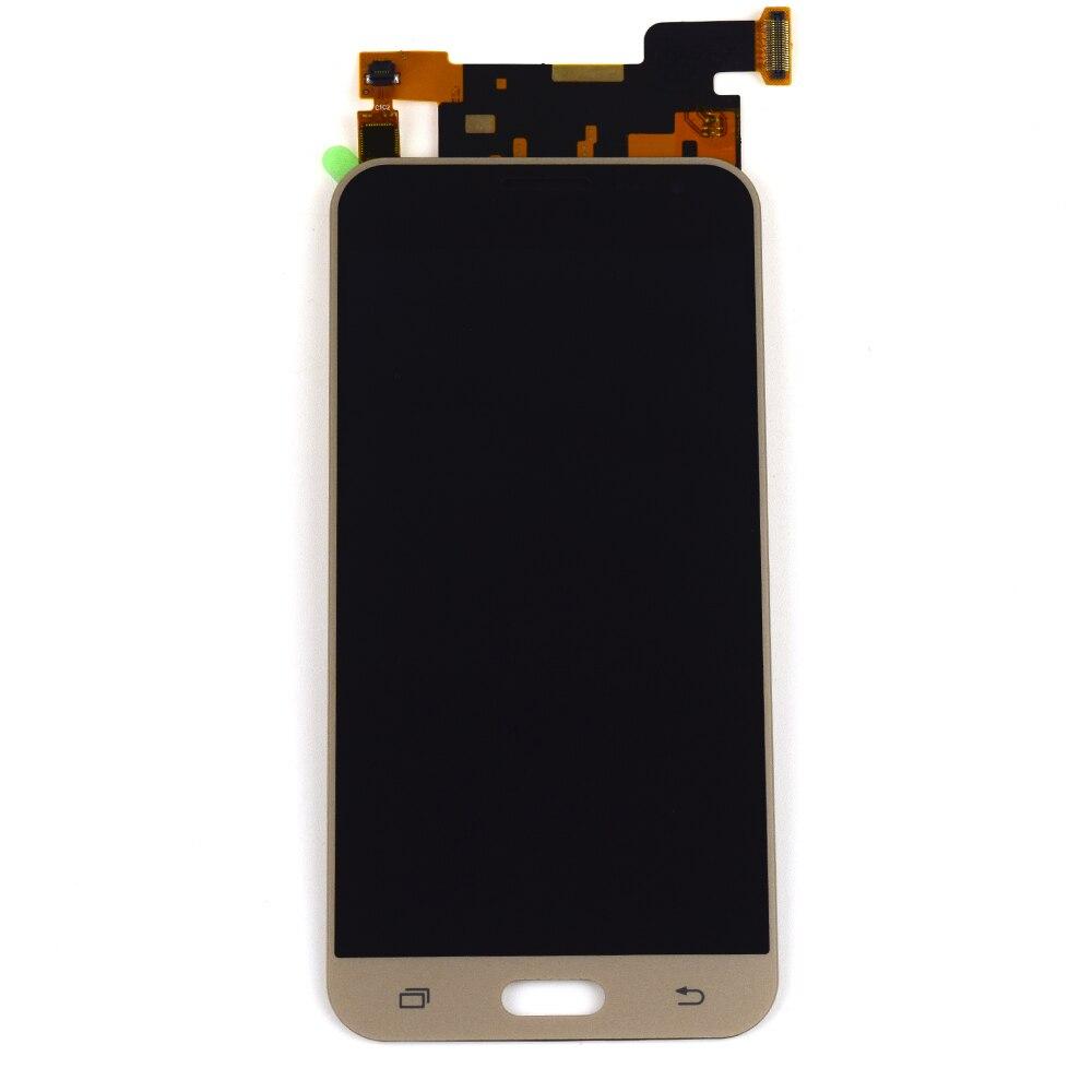Para Samsung Galaxy SM j320 J320A J320F J320M J3 J320FN 2016 Monitor de Tela de Toque Digitador Sensor de Vidro + Display LCD montagem