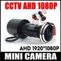 1080P Porta Eye Buco di AHD Mini Peephole Fisheye Macchina Fotografica SONY IMX323 2MP Sensore StarLight 0.001Lux 170 Gradi Telecamera di Sorveglianza