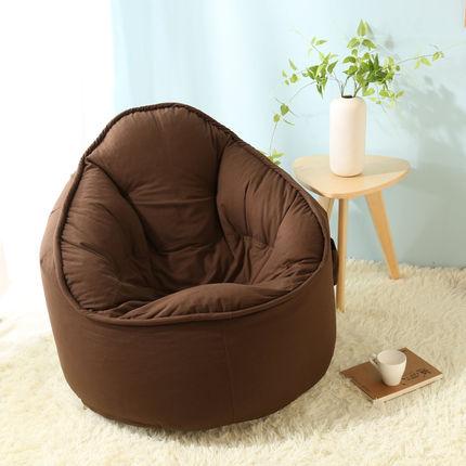 Single couch potatoes Creative lazy bean bag sofa A lazy person ...