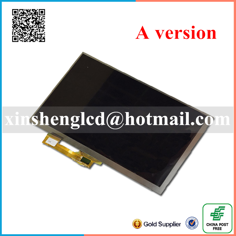 New 7 1024*600 LCD Screen for Mystery MID-713G MID-703G LCD Display replacement Tablet LCD Free Shipping