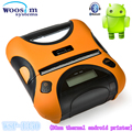 Color mini thermal portable printer  WSP-I350 with android bluetooth connecting