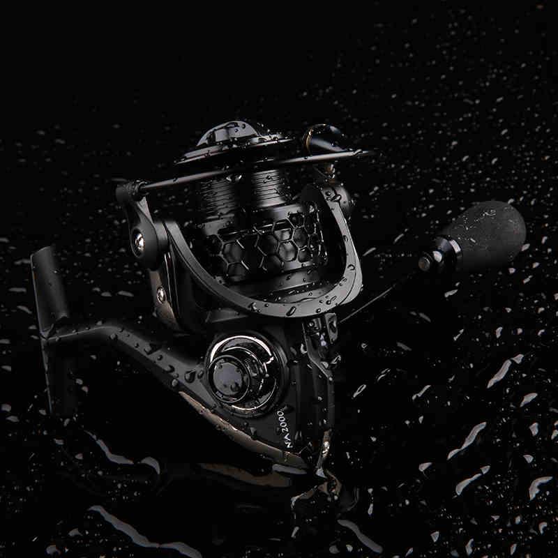 Хорошее качество tsurinoya 2016 новый na2000 3000 4000 5000 качество приманка спиннинг катушка 9bb рыбалка спиннингом