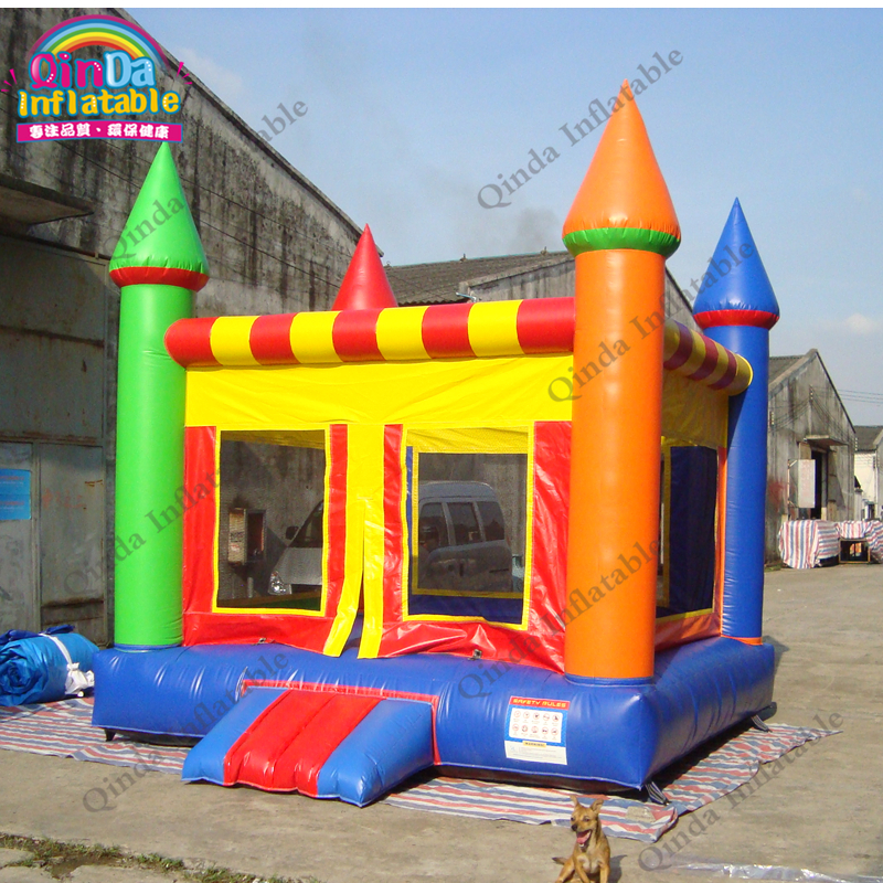 Wholesale Price Inflatable Trampoline Air Bounce House With Kids Jumper Inflatable Bouncing Castle For Rental ...