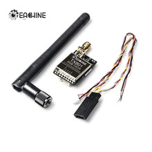Eachine TX801 5.8G 72CH 0.01mW 5mW 25mW 50mW 100mW 200mW 400mW 600mW Switched AV VTX FPV Transmitter(China)
