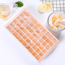Dropshipping Small Ice Cube Tray Frozen Cubes Tray Silicone Ice Maker