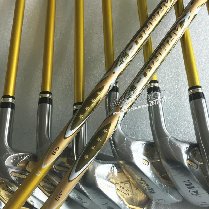 Cooyute Yeni Golf Klubları Honma S-03 4 ulduzlu klublar Golf - Qolf - Fotoqrafiya 6