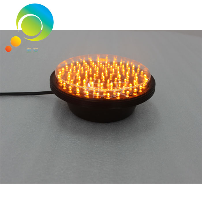 AC85-265V Factory Direct Price 200mm Yellow LED Traffic Signal Light LED Traffic Lamp