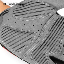 CoolChange Cycling Gloves Full Finger Bicycle Gloves Touch Screen Windproof Sports Man Woman Gloves Bike Sponge Shockproof Glove