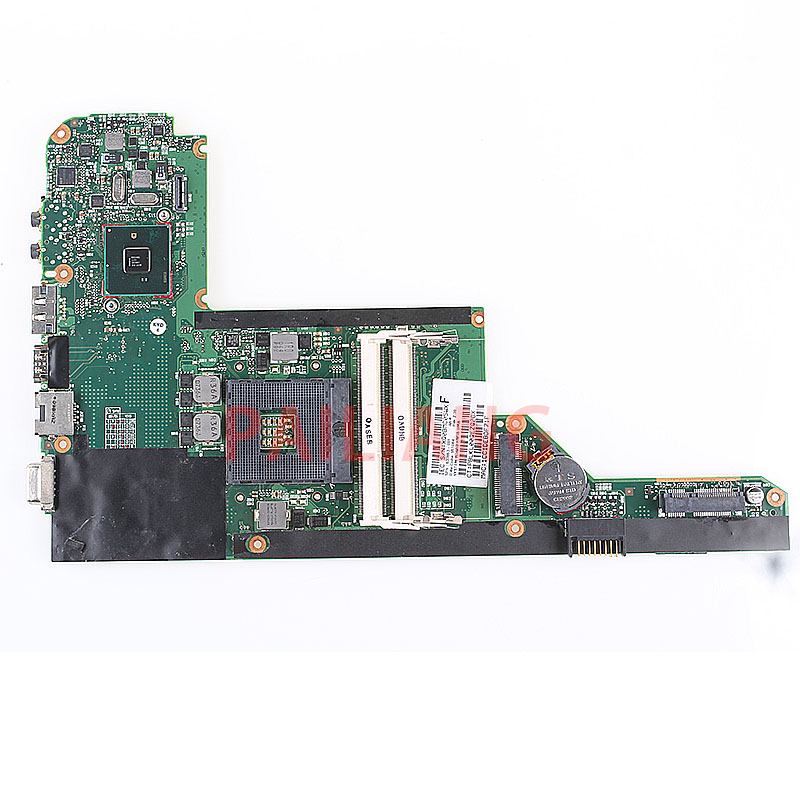 PAILIANG Laptop motherboard for HP DM4 1000 PC Mainboard 633863 001 633863 501 6050A2345401 MB A03