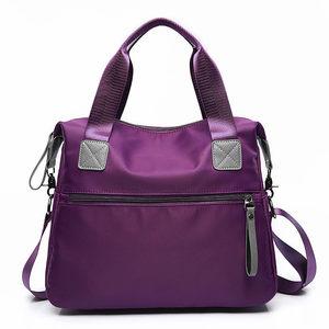 Image 5 - Large Capacity Messenger Bag Womens Waterproof Nylon Handbag Bags For Women 2018 Casual Shoulder Crossbody Bags bolsa feminina
