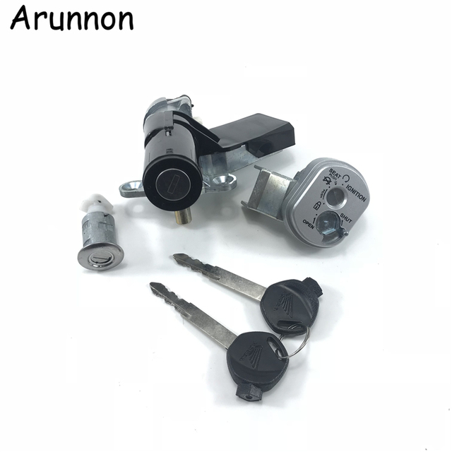 ignition switch deutsch mk1 golf wiring diagram motorcycle accessories lock key for honda dio z4 af55 af56 af57 af58 af63 zoomer scoopy the new