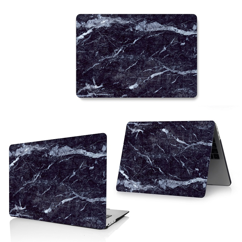 Marble Print Color Laptop Case For MacBook Air Retina Pro 11 12 13 15 For Mac Book New Pro 13 15 New Air 13 3 with Touch Bar in Laptop Bags Cases from Computer Office