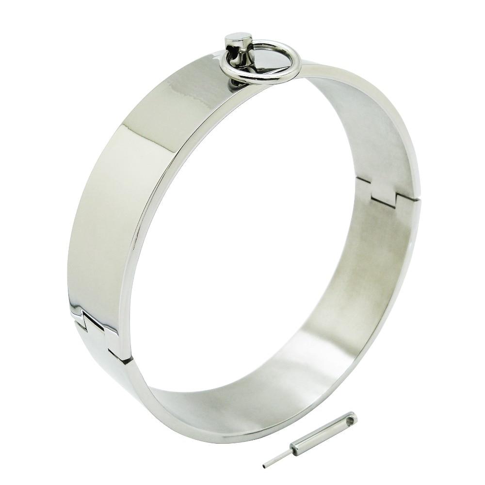 Fine big lockable bdsm collar Thumbnail Lmao