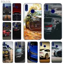 Cool sports car case cover for HUAWEI Honor 7 8 8X 9 Lite 10 4C 5X 6 6X 6C 7a Pro 7X 10i 8a 10 lite(China)