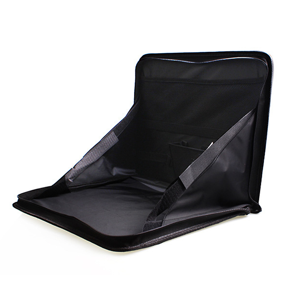 Portable Car Computer Desk Bracket Foldable Laptop Desk Car Seat/Steering Wheel Laptop/Notbook Tray Table Food/drink Stand