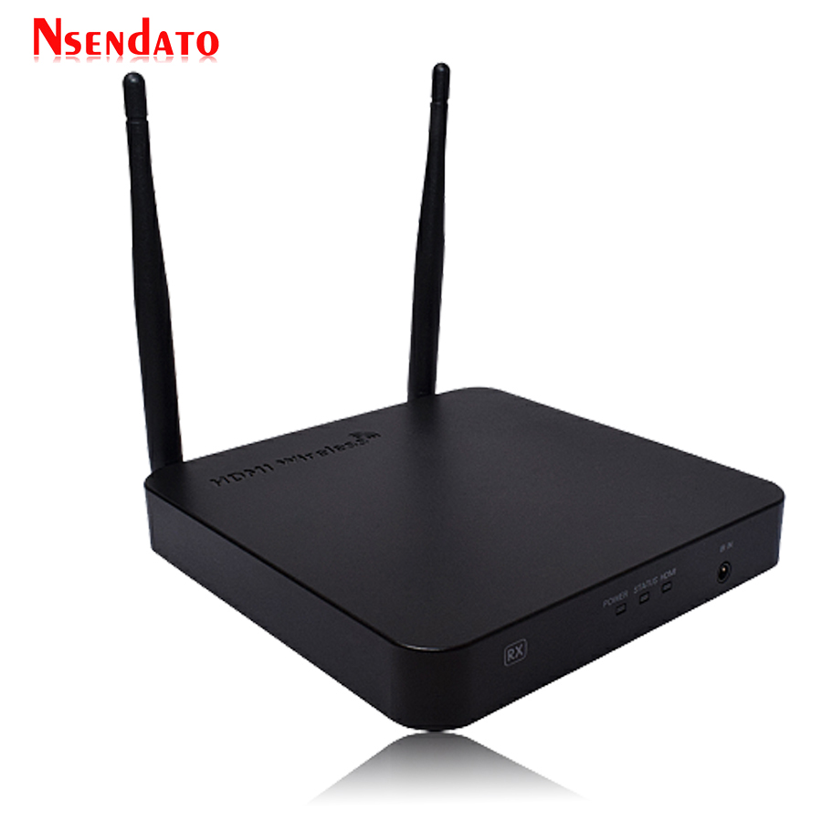 2.4GHz/5GHz 1080P 100m Wifi HDMI Wireless Audio Video Sender Transmitter Receiver Extender Support HDCP1.4 HDTV 3D Projector-in HDMI Cables from Consumer Electronics    1
