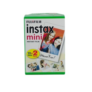 Image 3 - Fujifilm Instax mini película Original para cámara, papel fotográfico instantáneo de 20 hojas, para Mini8, 9, 7s, 25, 50s