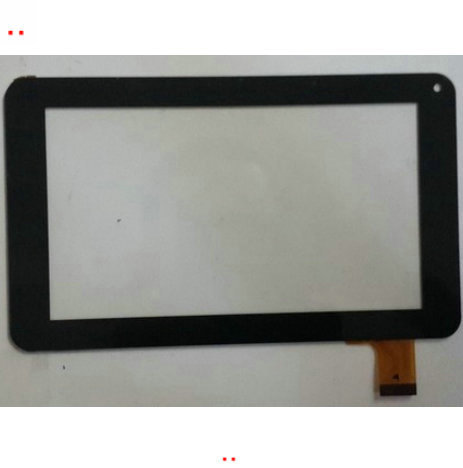 Free Flim + New Touch panel 7 Mediacom M-1BTP710 SmartPad 710GO Tablet touch screen LCD digitizer Glass Replacement Free Ship gp2500 tc110 touch glass touch screen panel new protect flim