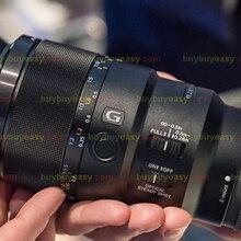 Объектив sony FE 90 мм F2.8 Macro G OSS Full Frame SEL90M28G для A7R A7S A7 II