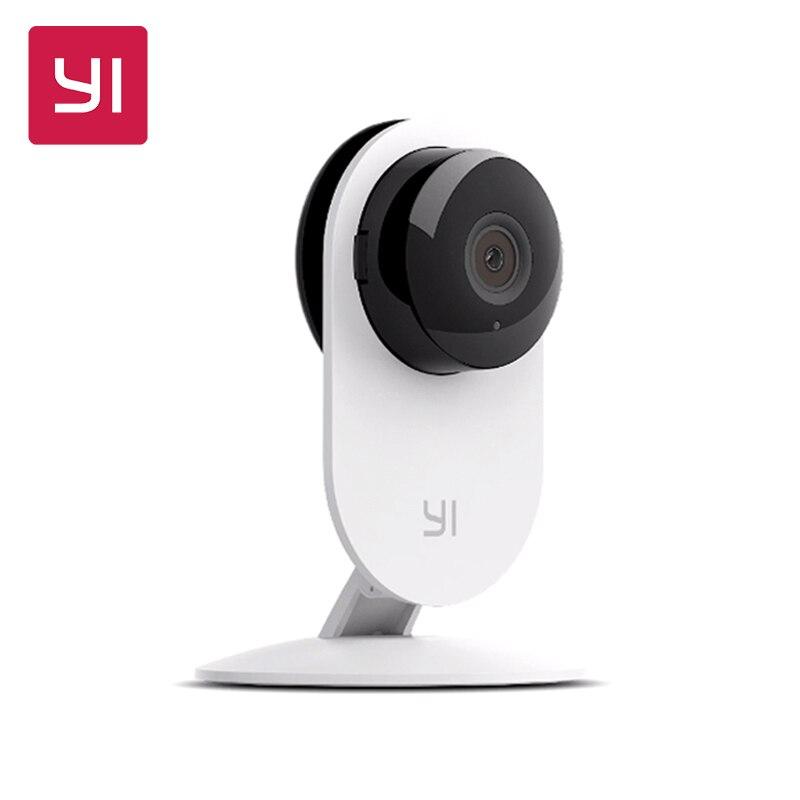 ФОТО Original Xiaomi Yi Camera Night Vision Smart Wireless Wifi IP Camera 720P Video Webcam Camera for Home Kids CCTV International