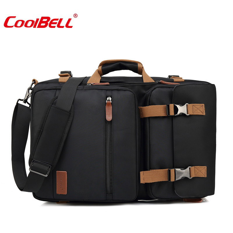 Coolbell 17 Inch Laptop Bag For Xiaomi Notebook Air 13 3 Laptop Messenger Bag For Lenovo