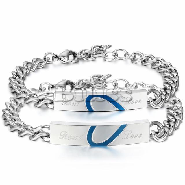 bracelets à la recherche pour les couples