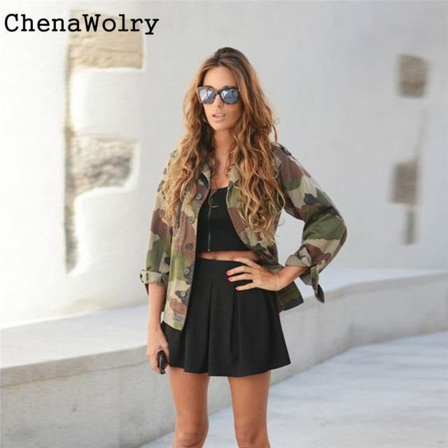 Womens camouflage jacket for sale