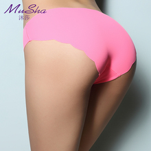 Special Offer New seamless Top DuPont Fabric Ultra-thin Comfort No trace Women Underwear Panties Briefs